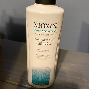 Nioxin Scalp Recovery (Used approximately half)